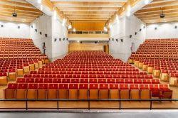 Auditorio teatro: 'La Duda'