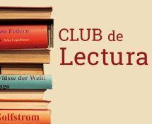Bibliotecas: Club de Lectura