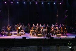 Festival 'PlazaJazz' 2018: concierto de la Colmejazz Big Band