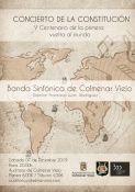 Concierto de la Constitución, Banda Sinfónica de Colmenar Viejo