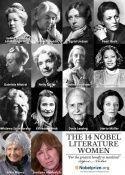 Exposición: '14 mujeres Premio Nobel de Literatura'