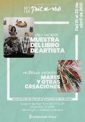 Exposiciones: V Muestra del Libro de Artista - Mares y otras creaciones