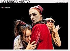 Auditorio Teatro: Lo nunca visto
