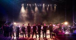 Festival 'PlazaJazz' 2018: concierto de Los RagTones
