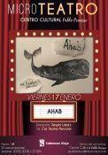 Microteatro: Ahab