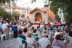 Misa en la Ermita de la Magdalena