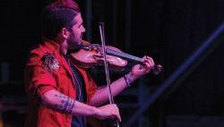 Auditorio: Strad, el pequeño violinista (rebelde)