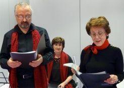 Bibliotecas: Taller de Lectura Dramatizada
