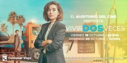 Cine en el Auditorio: Vivir Dos Veces